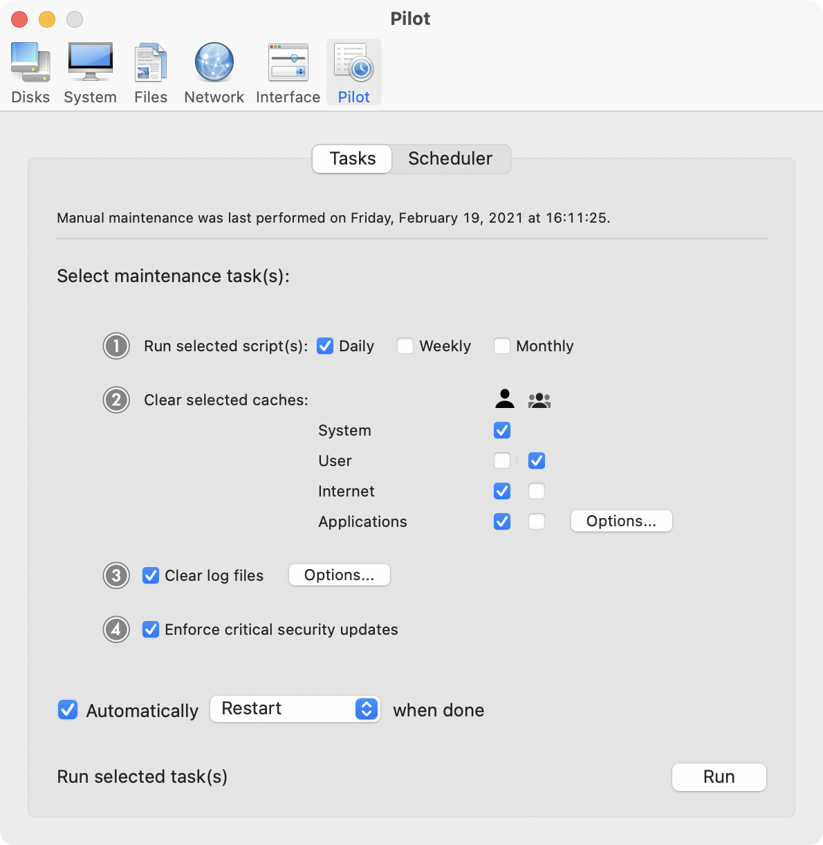Maintain Releases Cocktail 9.2.2 (El Capitan Edition) Image